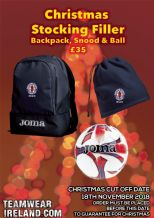 Taughmonagh Youth FC Xmas Bundle Pack 2